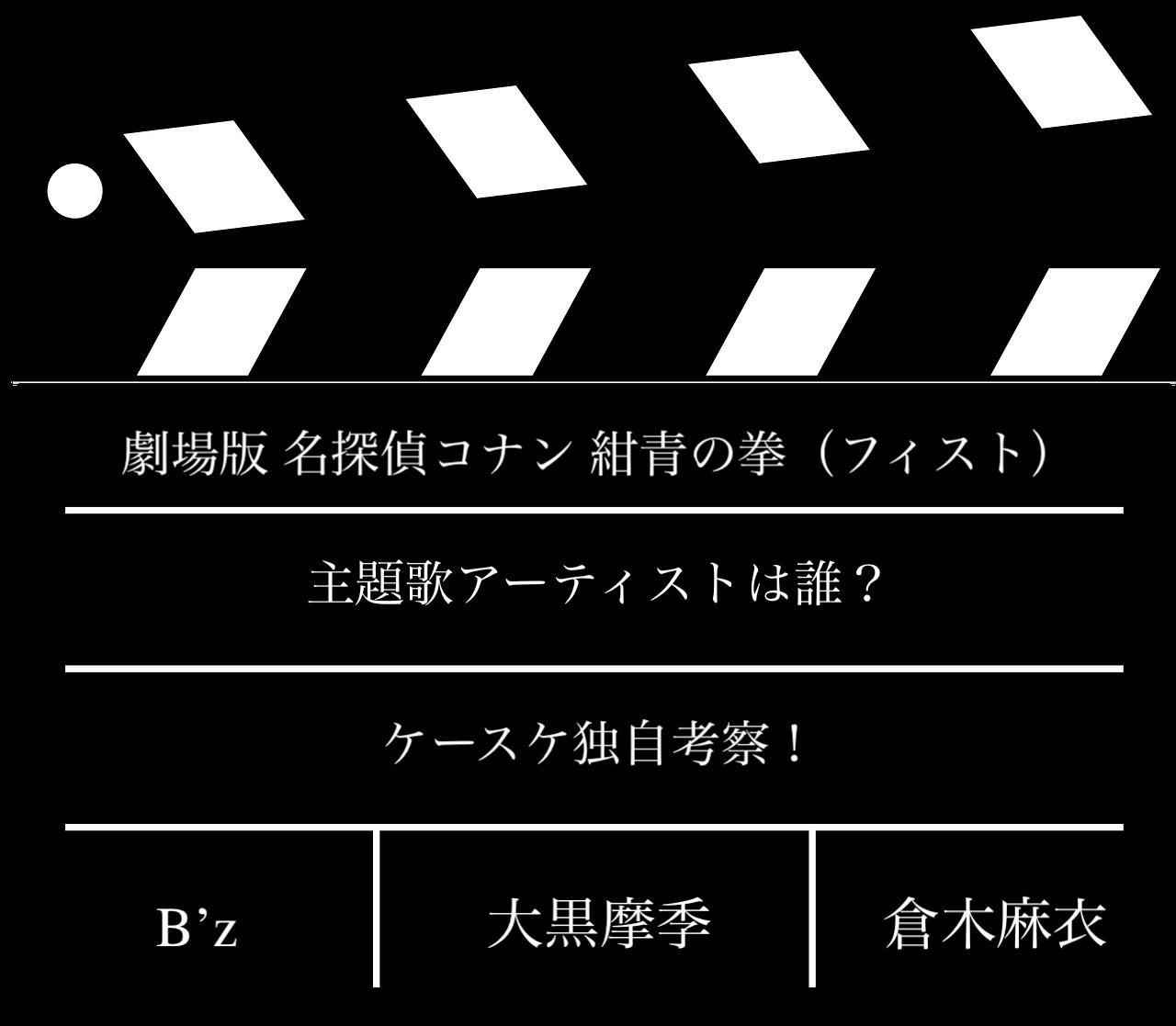 名 歌 主題 コナン 版 探偵 劇場
